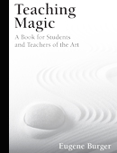 Teaching Magic magic by Eugene Burger