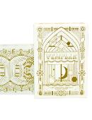 Templar Deck Limited Edition (Gold) Deck of cards