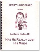 Terry Lunceford Lecture 3 Book