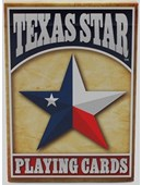 Texas Star Playing Cards Deck of cards