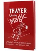 Thayer Quality Magic Volume 2 Book