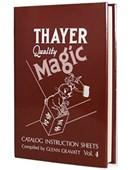 Thayer Quality Magic Volume 4 Book