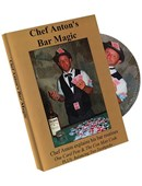 The Bar Magic of Chef Anton DVD