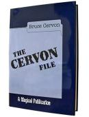 The Cervon File Book