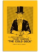 The Cold Deck Manuscript Book