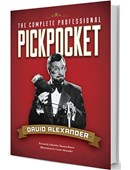 The Complete Professional Pickpocket Book Book