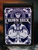 The Crown Deck - Blue Deck of cards
