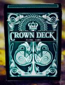 The Crown Deck - Green Deck of cards