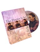 The Doctor Is In - The New Coin Magic of Dr. Sawa Vol 1 DVD