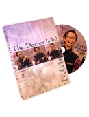 The Doctor Is In - The New Coin Magic of Dr. Sawa Vol 2 DVD