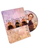 The Doctor Is In - The New Coin Magic of Dr. Sawa Vol 4 DVD