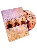The Doctor Is In - The New Coin Magic of Dr. Sawa Vol 6 DVD