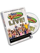 The Great Zucchini Live! DVD