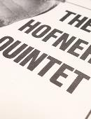 The Hofner Quintet Book
