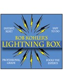 The Lightning Box DVD & props