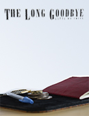 Geoff Latta: The Long Goodbye (Book + DVD) Book