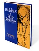 The Magic of Fred Robinson Book