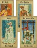 The Medieval Tarot Deck of cards