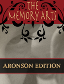 The Memory Arts - Aronson Edition magic by David Trustman and Sarah Trustman