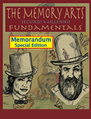 The Memory Arts - Memorandum Edition magic by David Trustman and Sarah Trustman