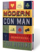 The Modern Con Man Book