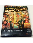 The Golden Age of Magic Posters: The Nielsen Collection - Part 1  Book