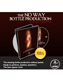 THE NO WAY BOTTLE PRODUCTION DVD