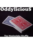 The Oddyliciou5 Package magic by Mooloolaba Shuffle