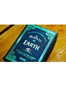 The Planets: Earth Playing Cards Deck of cards
