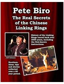 The Real Secrets of the Chinese Linking rings Book