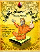 The ULTIMATE MIND READING DEVICE  The Swami Pad Trick