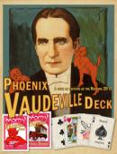 The Vaudeville Double Decker Deck of cards