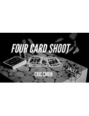 The Vault - Four Card Shoot magic by Vortex Magic and Eric Chien