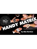 The Vault - Handy Matrix magic by Alan Rorrison
