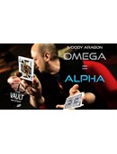 The Vault - Omega = Alpha magic by Woody Aragon