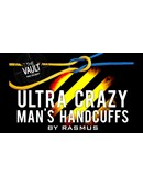 The Vault - Ultra Crazy Man's Handcuffs magic by Music + Magic Entertainment