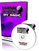 Think Different - Do It Yourself Magic DVD