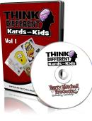 Think Different - Kards with Kids Volume One DVD