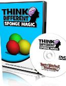 Think Different - Sponge Magic DVD