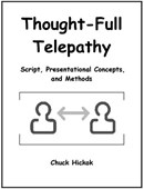 Thought-Full Telepathy Book