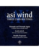 Three Card Routines DVD