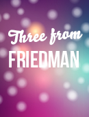 Three from Friedman Magic download (video)