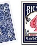 Three Way Forcing Deck Bicycle (Blue) Accessory