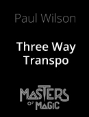 Three Way Transpo Magic download (video)