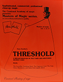 Threshold Book