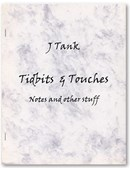 Tidbits and Touches Book
