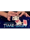 Time-Sign magic by Jason Smith
