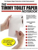 Timmy Toilet Paper Notebook Trick