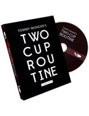 Tommy Wonder's 2 Cup Routine DVD