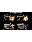 Tora Crystal Drawer Box magic by Tora Magic